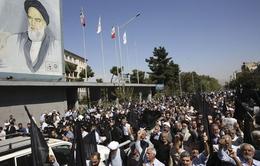 Tehran phản đối Saudi Arabia tử hình 3 công dân Iran