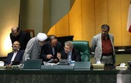 Iran thông qua dự luật bảo vệ quyền hạt nhân
