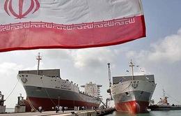 Mỹ dỡ bỏ lệnh trừng phạt ngành vận tải đường thủy của Iran