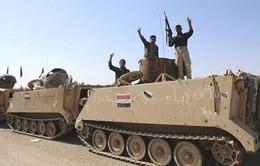 Quân đội Iraq nỗ lực giành lại Ramadi từ IS