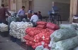 Iraq đối mặt với tình trạng thiếu nông sản nội địa do cuộc chiến chốngIS