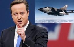 Nước Anh chia rẽ trong quyết định không kích IS tại Syria