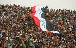 Tình yêu bóng đá của người dân Iraq