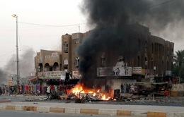 Iraq: Nổ bom gây nhiều thương vong ở Baghdad