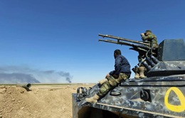 Quân đội Iraq đẩy lui IS tại thành phố Tikrit