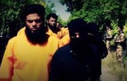 Xuất hiện video phiến quân IS bị hành quyết