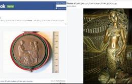 IS bán đấu giá nhiều cổ vật trên Facebook