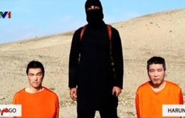 Nhật Bản đàm phán hay khôngtrong vụ IS bắt cóc con tin?