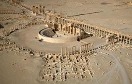 IS phá hủy thêm di tích tại thành cổ Palmyra