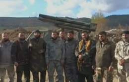 IS tung video đe dọa tấn công Nga