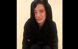 Nữ con tin người Pháp được trả tự do tại Yemen