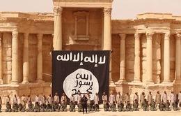 IS tung video trẻ em hành quyết binh sĩ Syria
