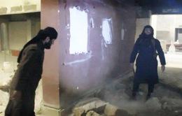 IS tàn phá cổ vật ở miền Bắc Iraq