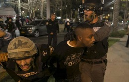 Israel: Đụng độ giữa cảnh sát và người biểu tình gốc Ethiopia