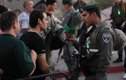 Binh lính Israel bắn chết một người Palestine ở Bờ Tây