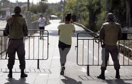 Căng thẳng Israel-Palestine tiếp diễn tại Bờ Tây