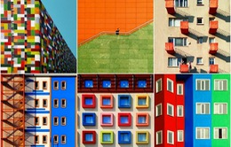 Hoa mắt với những dãy phố màu sắc ở Istanbul