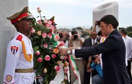 Thủ tướng Italia thăm Cuba