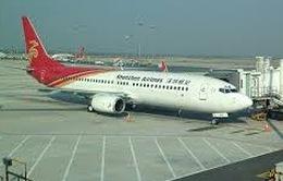 Trung Quốc bắt giữ người đàn ông phóng hoả trên máy bay