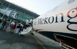 Thu hồi giấy phép bay của hãng Air Mekong