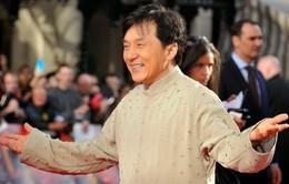 Thành Long sẽ sản xuất phim hợp tác Trung - Ấn?