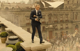 Kẻ thù của Bond lộ diện trong trailer mới