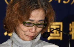 Mẹ của con tin người Nhật Bản kêu gọi IS thả con trai mình