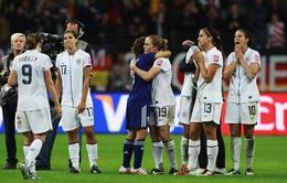 Mỹ - Nhật Bản tái hiện trận chung kết World Cup nữ 4 năm trước