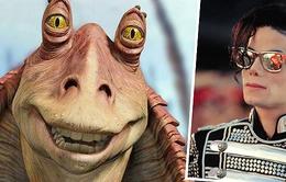 Vua nhạc Pop từng muốn tham gia Star Wars