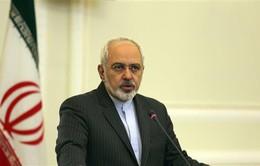 Ngoại trưởng Iran: Iran, Pakistan cần hợp tác giải quyết khủng hoảng tại Yemen