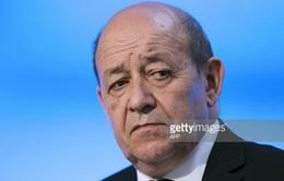 Bộ trưởng Quốc phòng Pháp thăm Nga thúc đẩy hợp tác chống IS