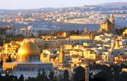 Du lịch Jerusalem khốn đốn do tình hình bất ổn