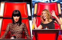Jessie J trở lại The Voice sau 2 năm vắng bóng