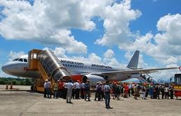 Jetstar Pacific khai trương 2 đường bay mới khu vực miền Trung và Tây Nguyên