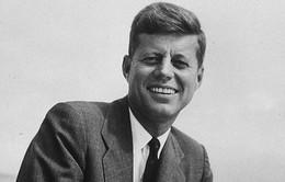 Hé lộ lá thư của cố Tổng thống Kennedy gửi người tình bí mật