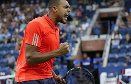 Thắng kịch tính Nadal, Tsonga tiến vào chung kết Thượng Hải Masters