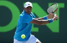 Miami Open 2015: Tsonga vui mừng sau chiến thắng đầu tiên trong năm