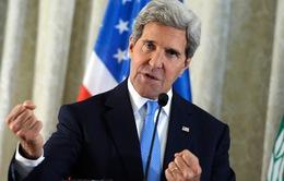 Ngoại trưởng Mỹ hối thúc Quốc hội thông qua thỏa thuận hạt nhân Iran