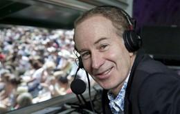 John McEnroe: Pháp mở rộng đang quá dài