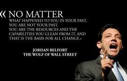 """Jordan Belfort: Kinh doanh theo """"đường tắt"""" sẽ khó thành công"""