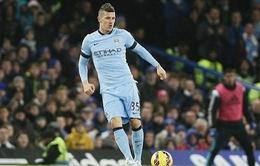 Man City loại Jovetic khỏi danh sách dự Champions League, chọn Wilfried Bony