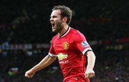Mata: Đẳng cấp giữa Man Utd và Cambridge đang được thu hẹp