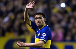 Juan Riquelme tuyên bố giã từ sự nghiệp ở tuổi 36