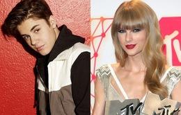 Taylor Swift không muốn dính dáng đến Justin Bieber