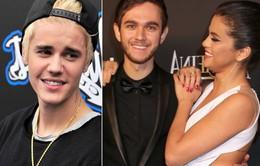 """Selena và Zedd """"lục đục"""" vì Justin Bieber?"""