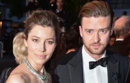 Justin Timberlake đã lên chức bố