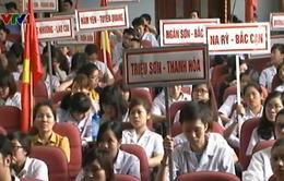 Hơn 1.400 bác sĩ trẻ khám chữa bệnh miễn phí tại vùng khó khăn