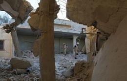 Đình chỉ thỏa thuận sơ tán phiến quân tại Syria