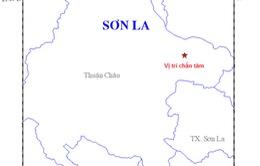 Sơn La: Động đất 3,6 độ richter tại huyện Thuận Châu