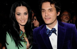 Katy Perry vui vẻ tiệc tùng bên John Mayer
